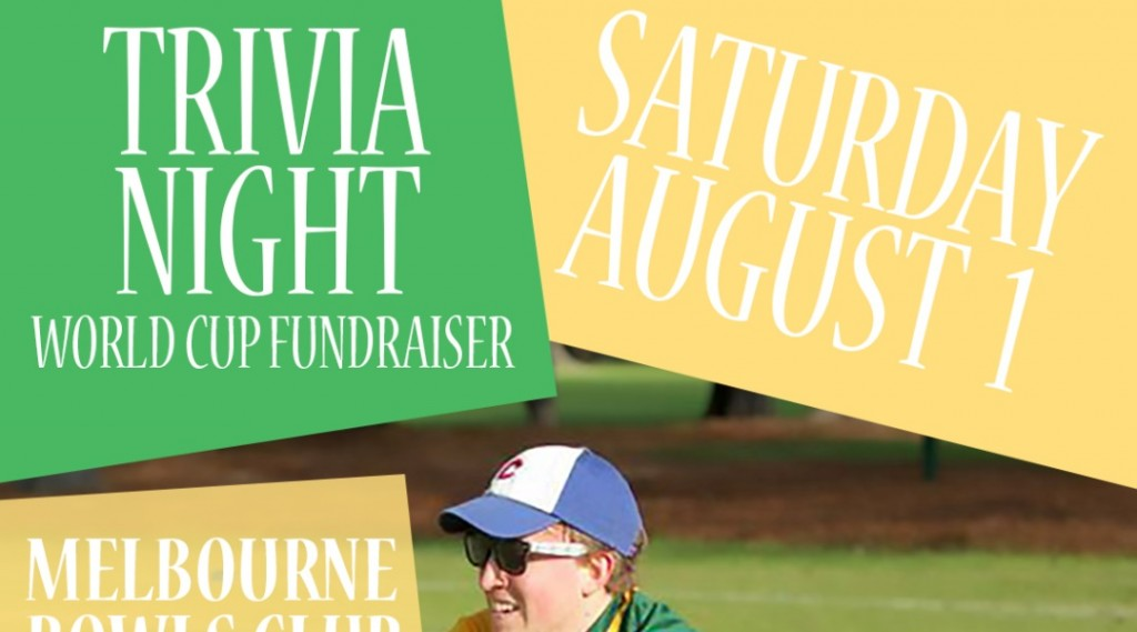World Championships Trivia Night Fundraiser