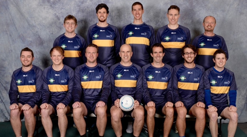 Fistball Federation of Australia announces National Team for 2015 Men's 15th Fistball World Championships in Argentina
