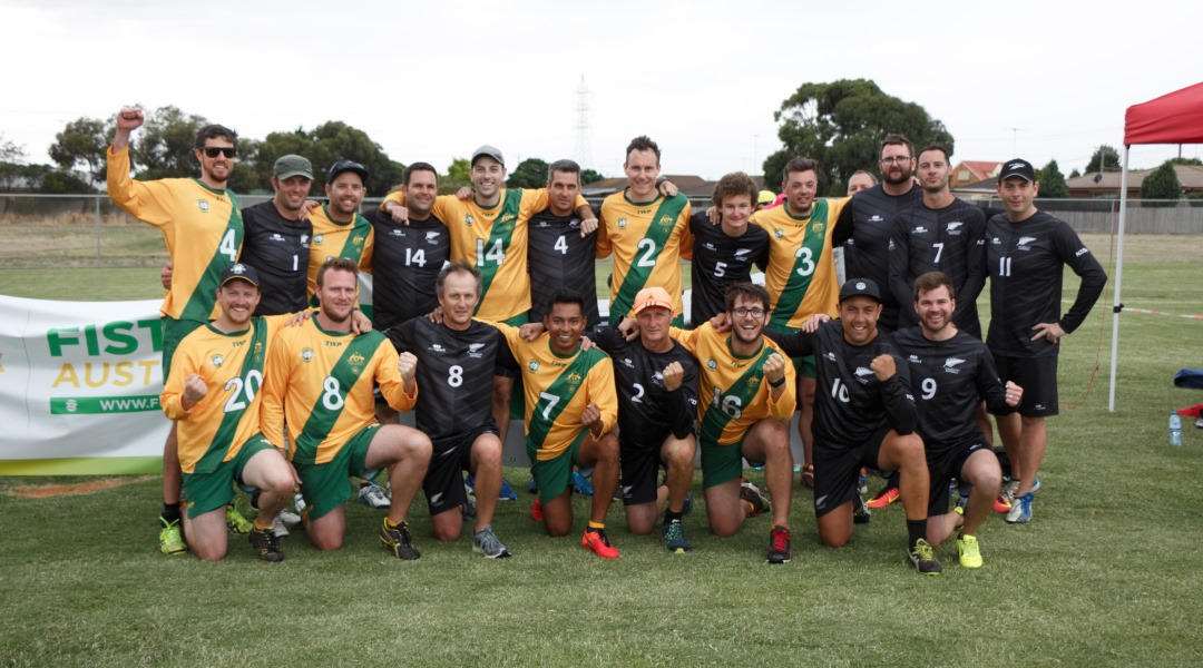 Feb 4-5th, 2017 – FiFA hosts its inaugural international tournament with the Trans-Tasman Fistball Championships against the New Zealand Fistball Association, with both men's and women's teams competing, as well as club teams.