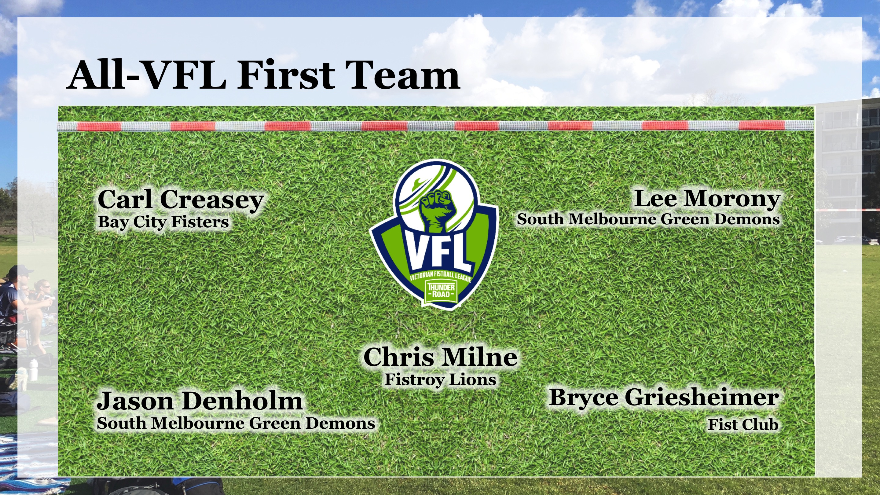 All-VFL First Team