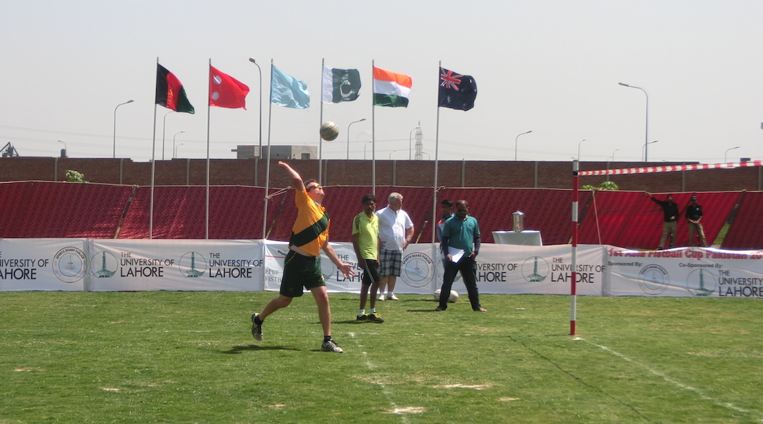 Fistball Federation of Australia to host 2nd Asia-Pacific Fistball Championships in 2018